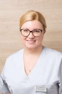 Anna Litowińska podolog Anmedica Poznań
