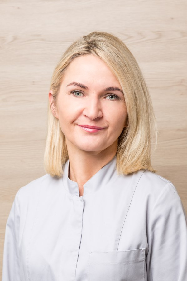 Agnieszka Bals to koordynatorka pracy całego zespołu Wielkopolskiego Centrum Zdrowej Stopy.