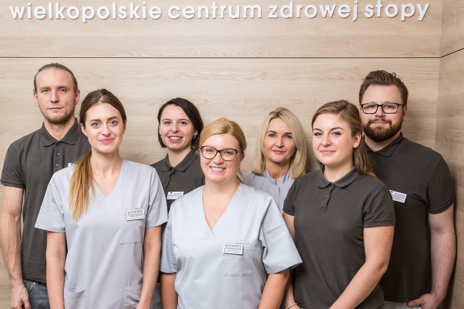 anmedica poznań zespół specjalistów