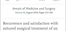 Zespół anmedica opublikował międzynarodowe badania chirurgicznego zabiegu leczenia wrastających paznokci